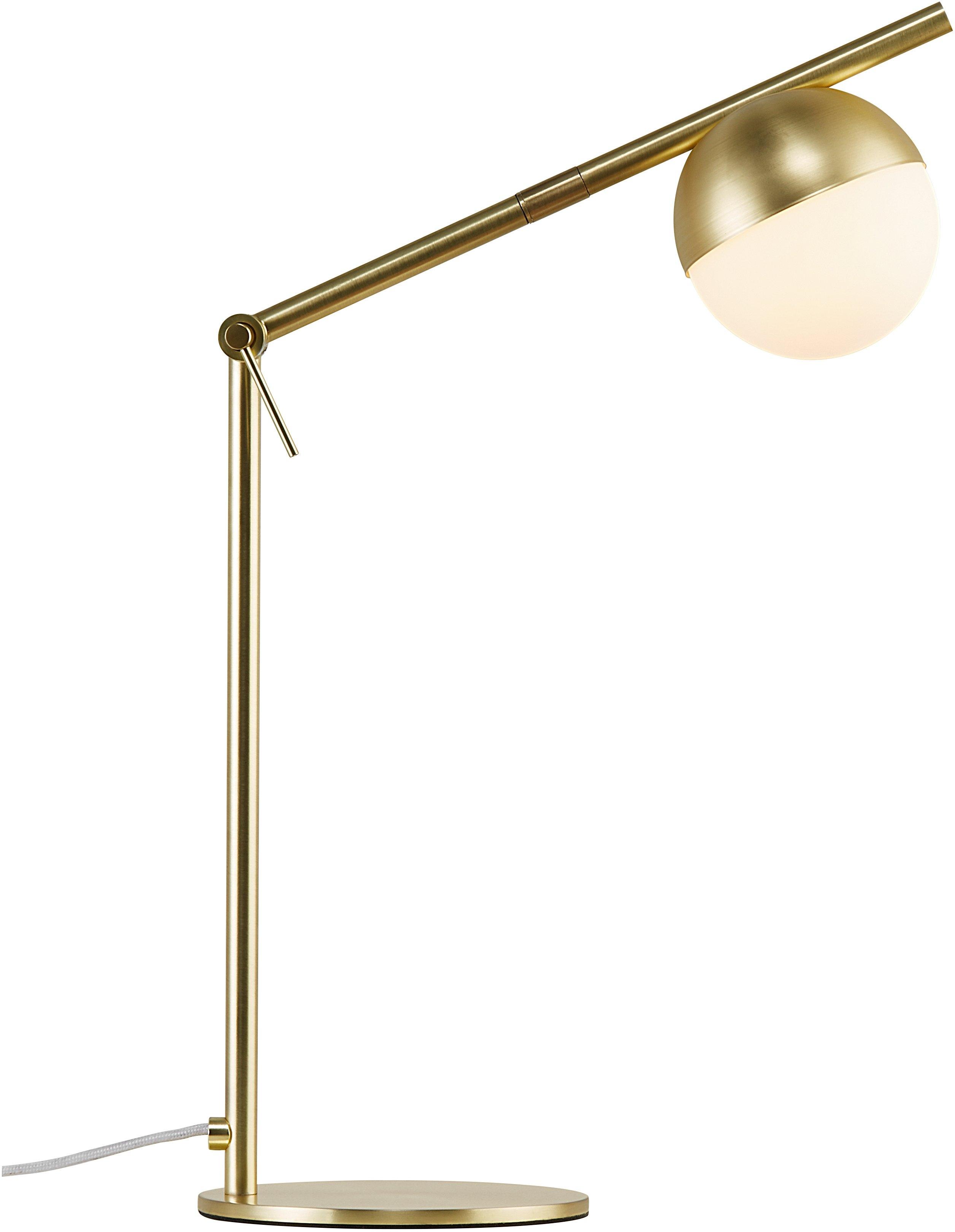 Op zoek naar een Nordlux tafellamp CONTINA Textiel kabel, met de mond geblazen opaal glas? Koop online bij OTTO