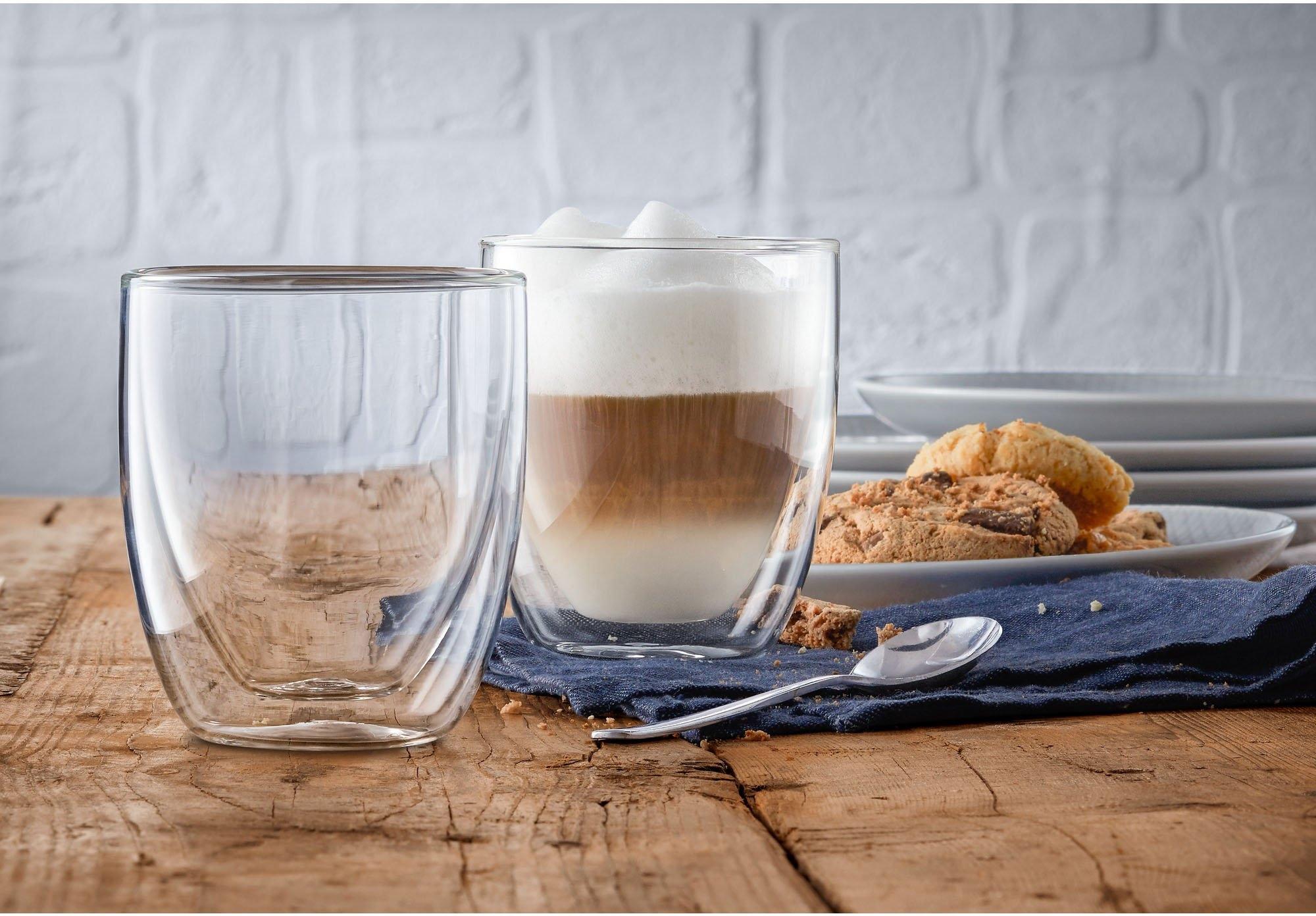 WMF glazenset Cult coffee Dubbelwandige uitvoering met thermo-effect (set, 2-delig) nu online bestellen