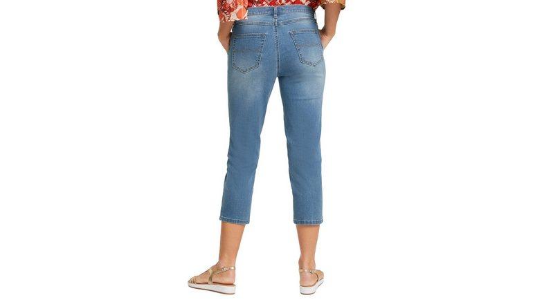 LINEA TESINI by Heine capri jeans