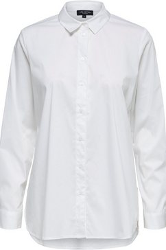selected femme overhemdblouse wit
