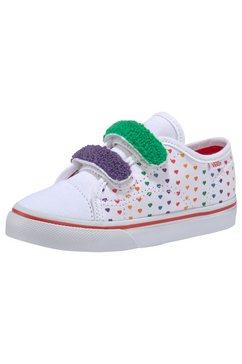 vans sneakers »style 23 v« wit