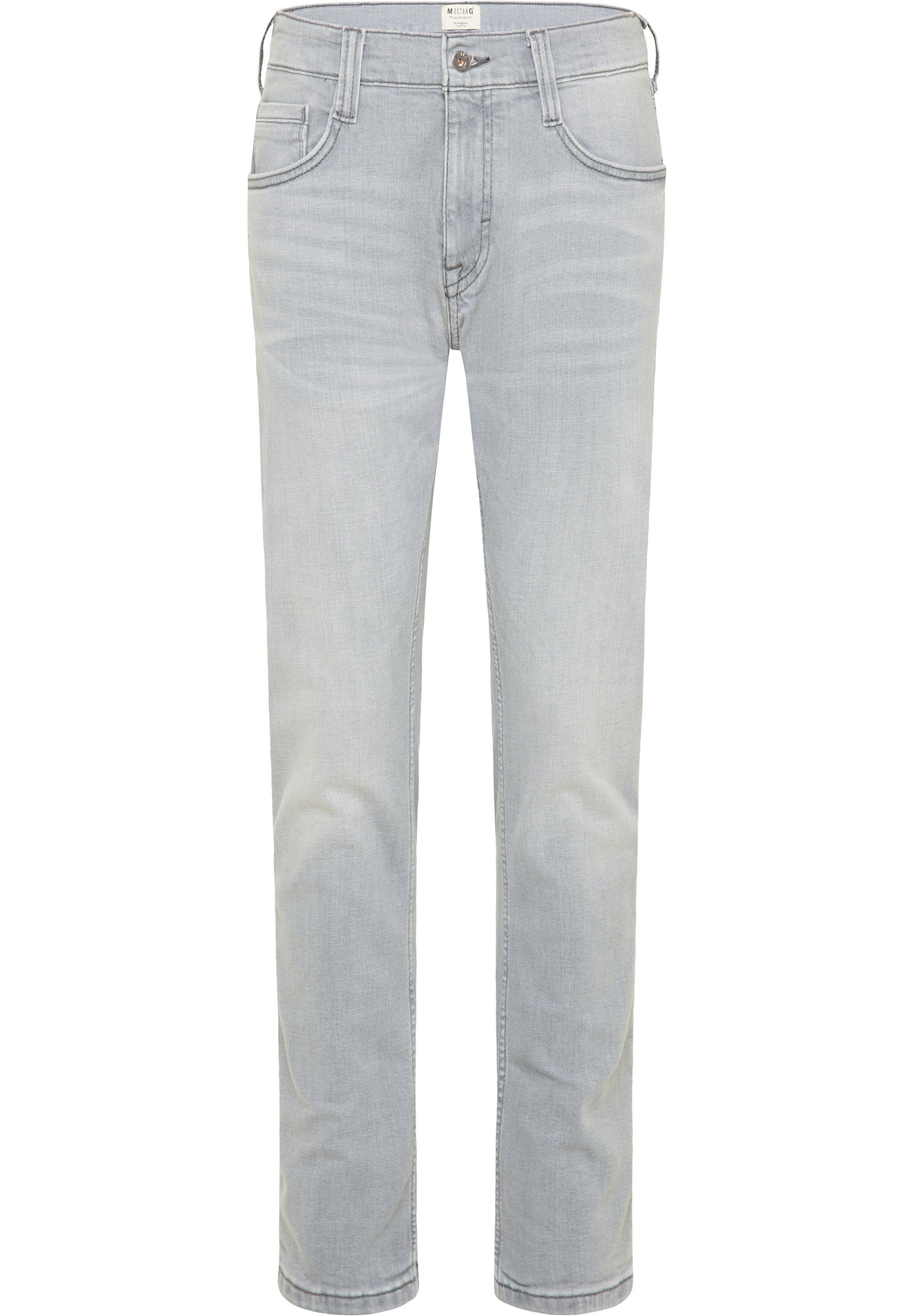 MUSTANG tapered jeans »Oregon Tapered« in de webshop van OTTO kopen