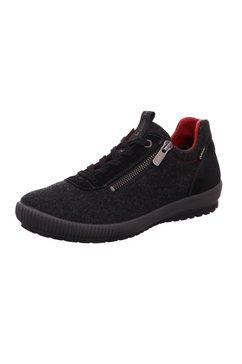legero sneakers tanaro in tex-uitvoering zwart