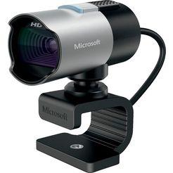 microsoft »lifecam studio« webcam zwart