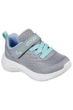 skechers kids sneakers selectors met elastiek zonder sluiting grijs