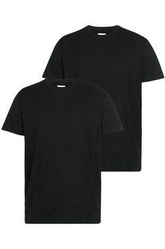 wrangler t-shirt (set van 2) zwart