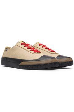 camper sneakers beige