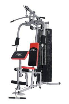 christopeit sport fitnessstation sp 20 xl zilver
