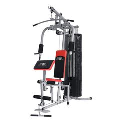 christopeit sport »sp 20 xl« fitnessstation zilver