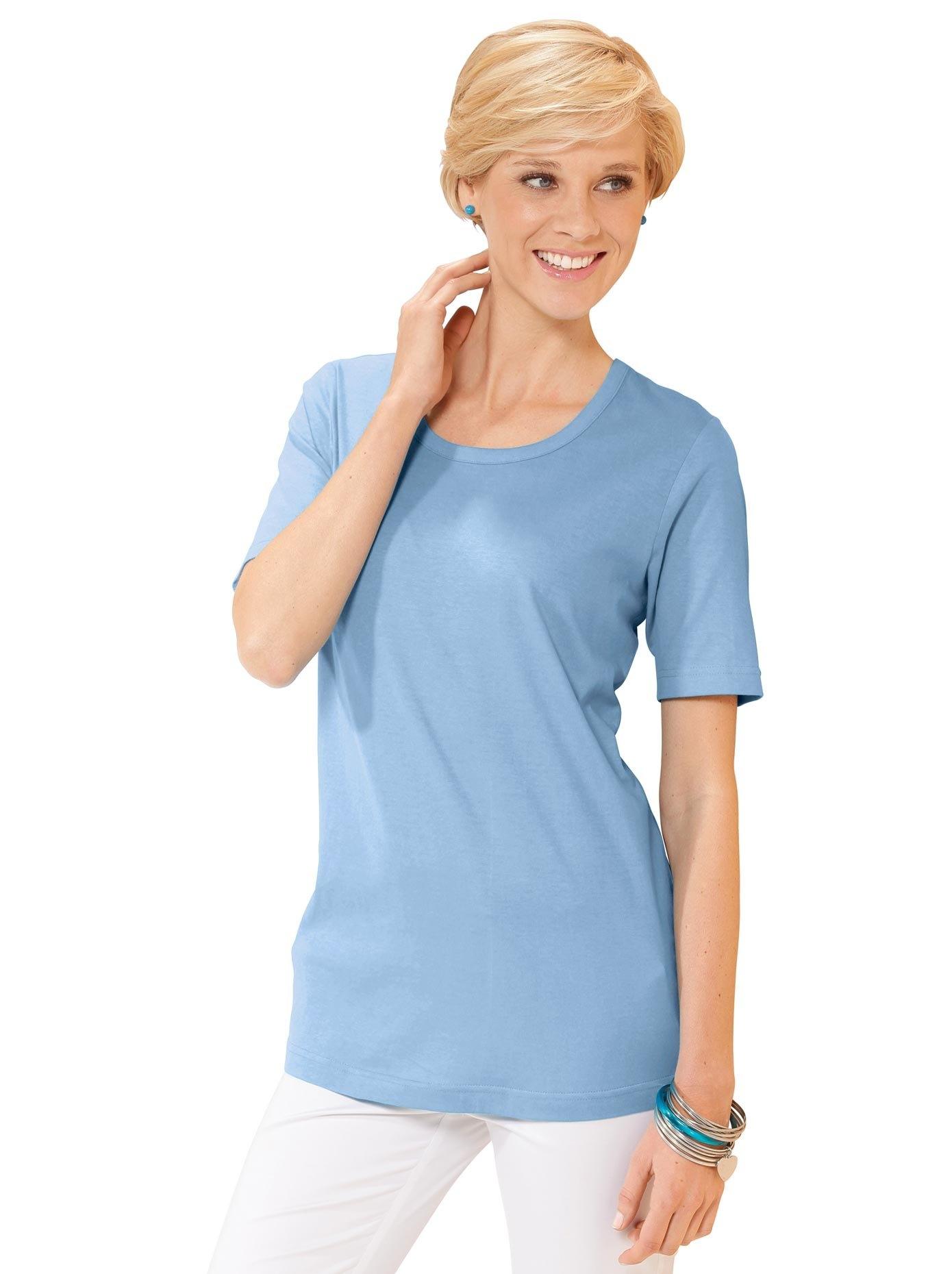 Classic Basics shirt met korte mouwen bij OTTO online kopen