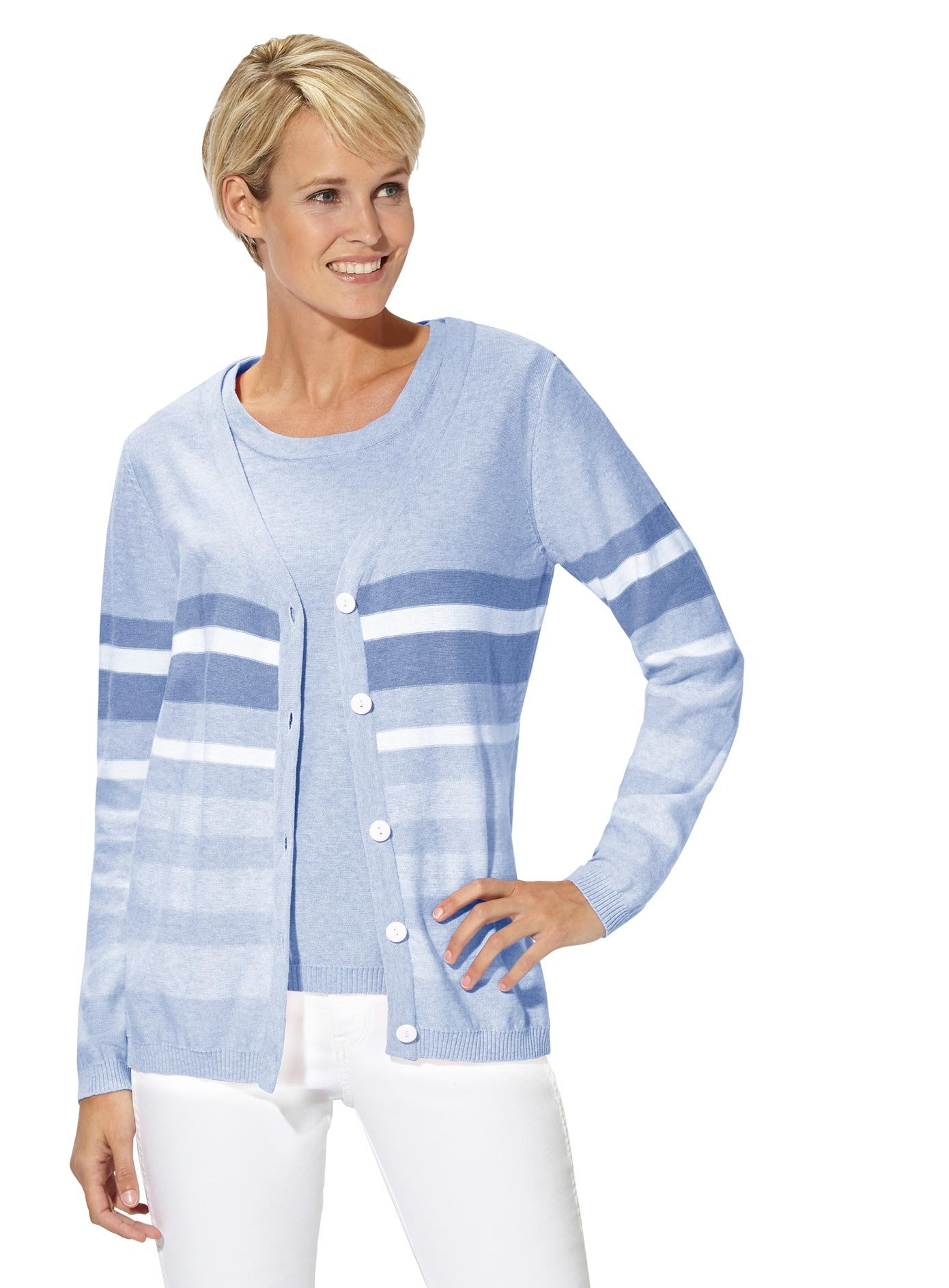 Casual Looks trui met korte mouwen Twinset veilig op otto.nl kopen