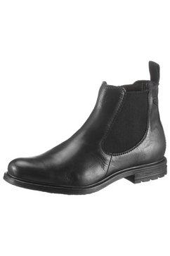 bugatti chelsea-boots »affonso« zwart