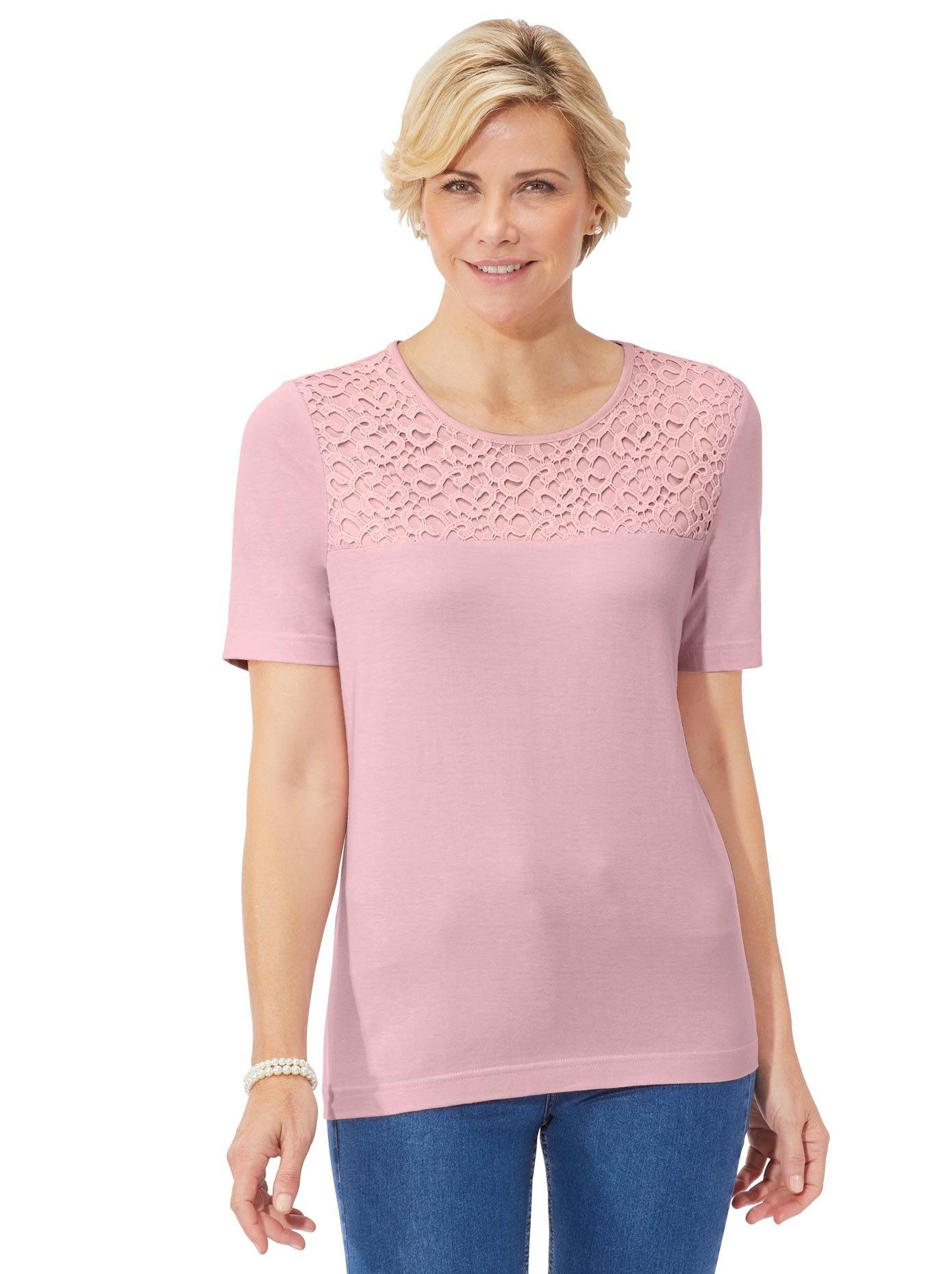 Classic kanten shirt nu online bestellen