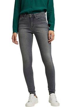 esprit skinny fit jeans grijs