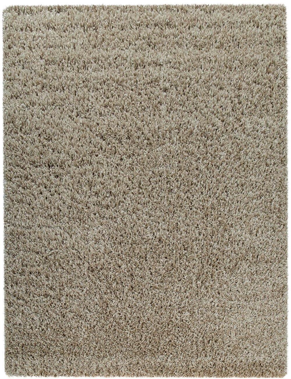 my home Hoogpolig vloerkleed Tripova Uni shaggy, zachte pool, woonkamer bestellen: 30 dagen bedenktijd