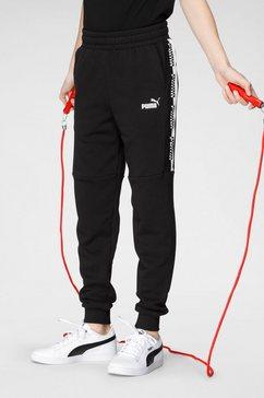 puma joggingbroek amplified sweatpants tr cl b zwart