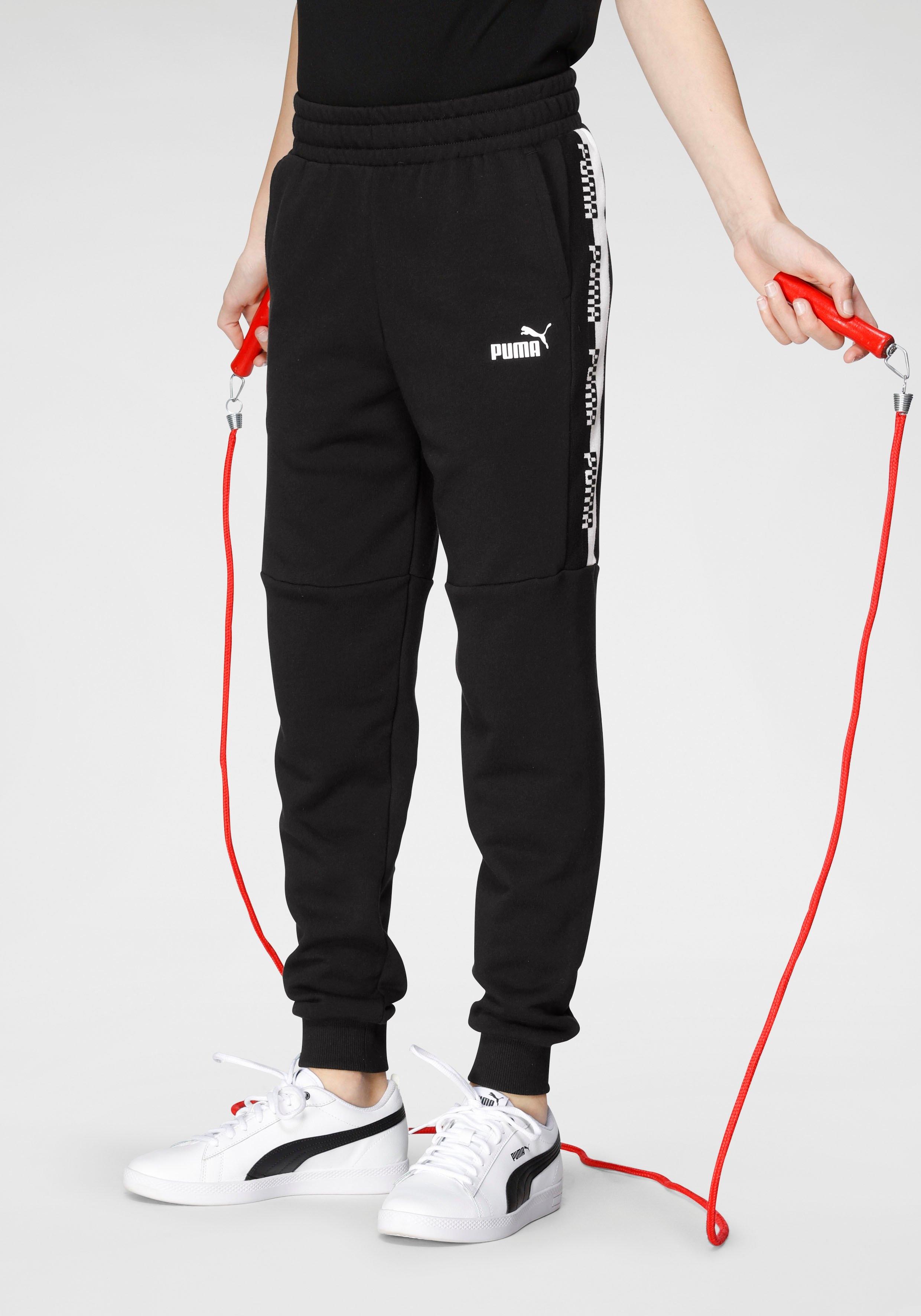 PUMA joggingbroek Amplified Sweatpants TR cl B nu online kopen bij OTTO
