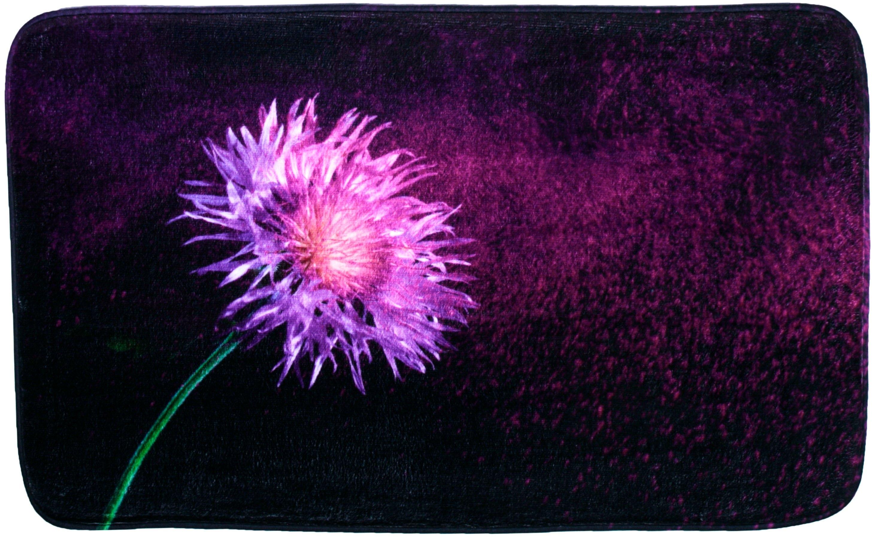 Sanilo badmat Purple Dust Traagschuim (1 stuk) - gratis ruilen op otto.nl