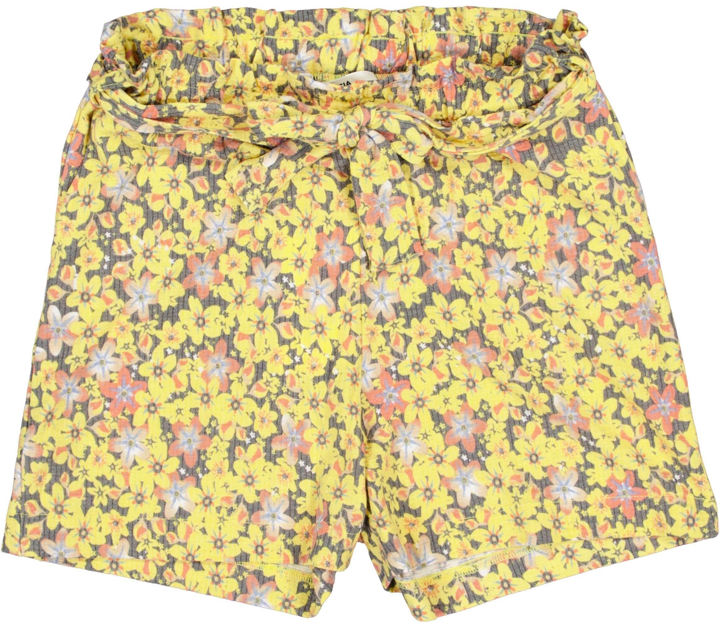 Garcia short met zomers bloemmotief (set, 2-delig, Met bindstrik) voordelig en veilig online kopen