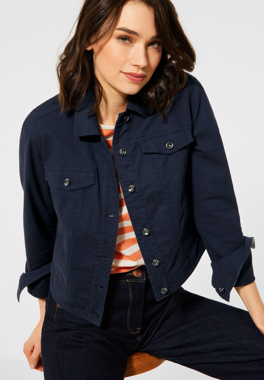 Cecil jeansjack van katoen met een stretchaandeel online kopen op otto.nl