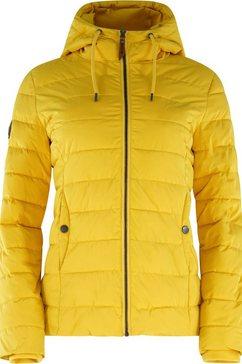 mazine outdoorjack »juneau down jacket« geel