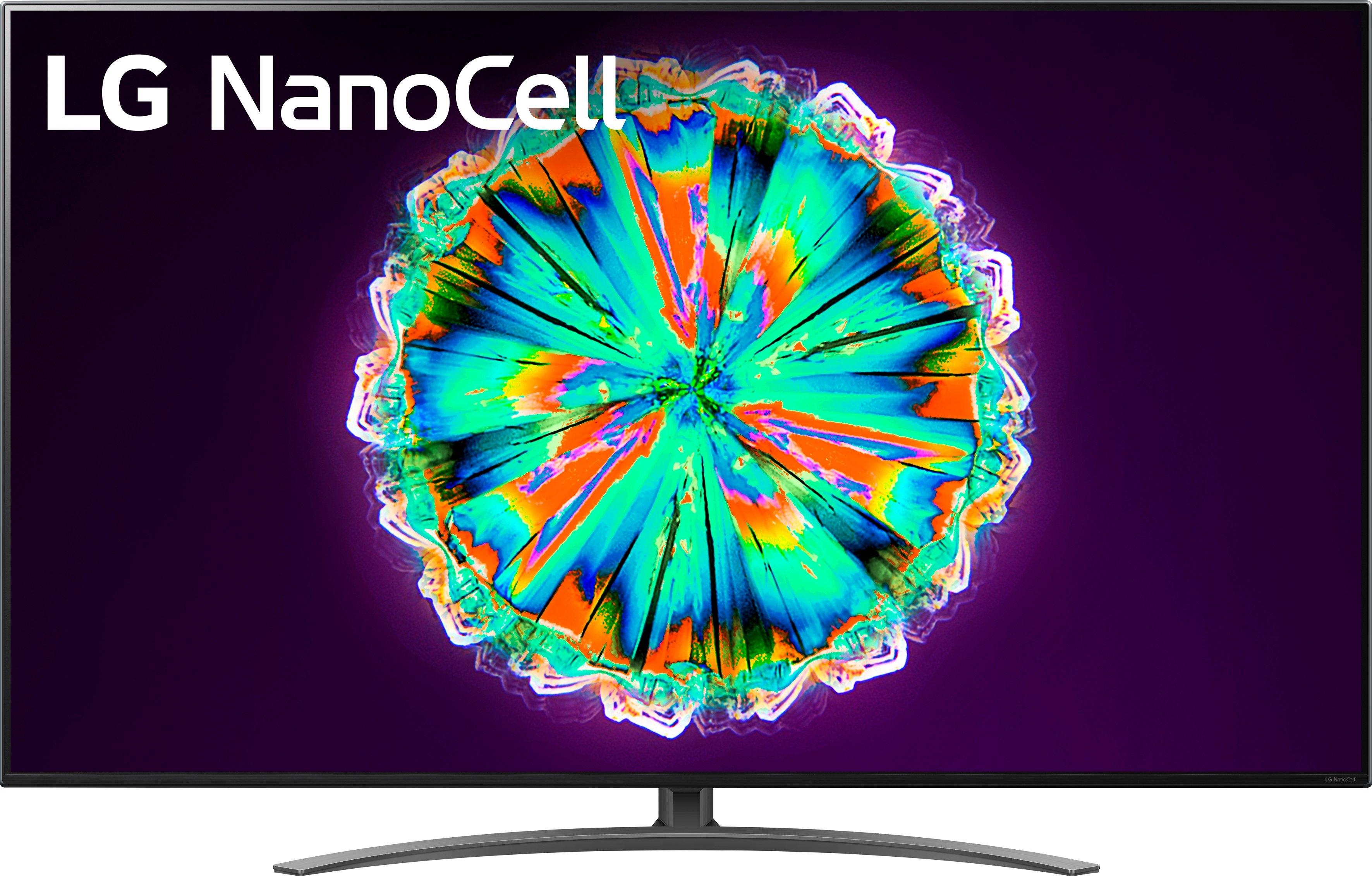LG »65NANO917NA« LED-TV voordelig en veilig online kopen