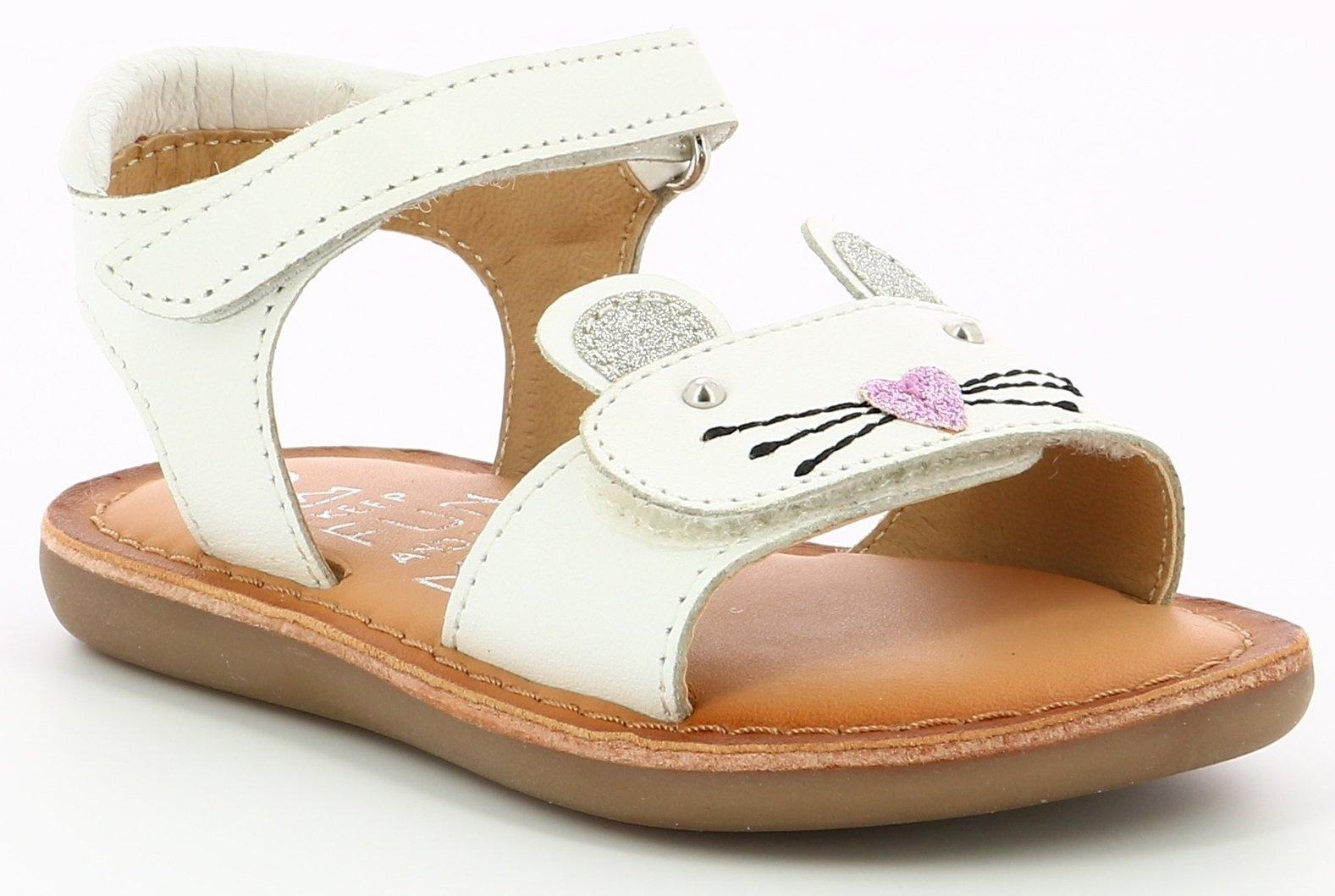 MOD8 sandalen CLOONIE met een dubbele klittenbandsluiting goedkoop op otto.nl kopen