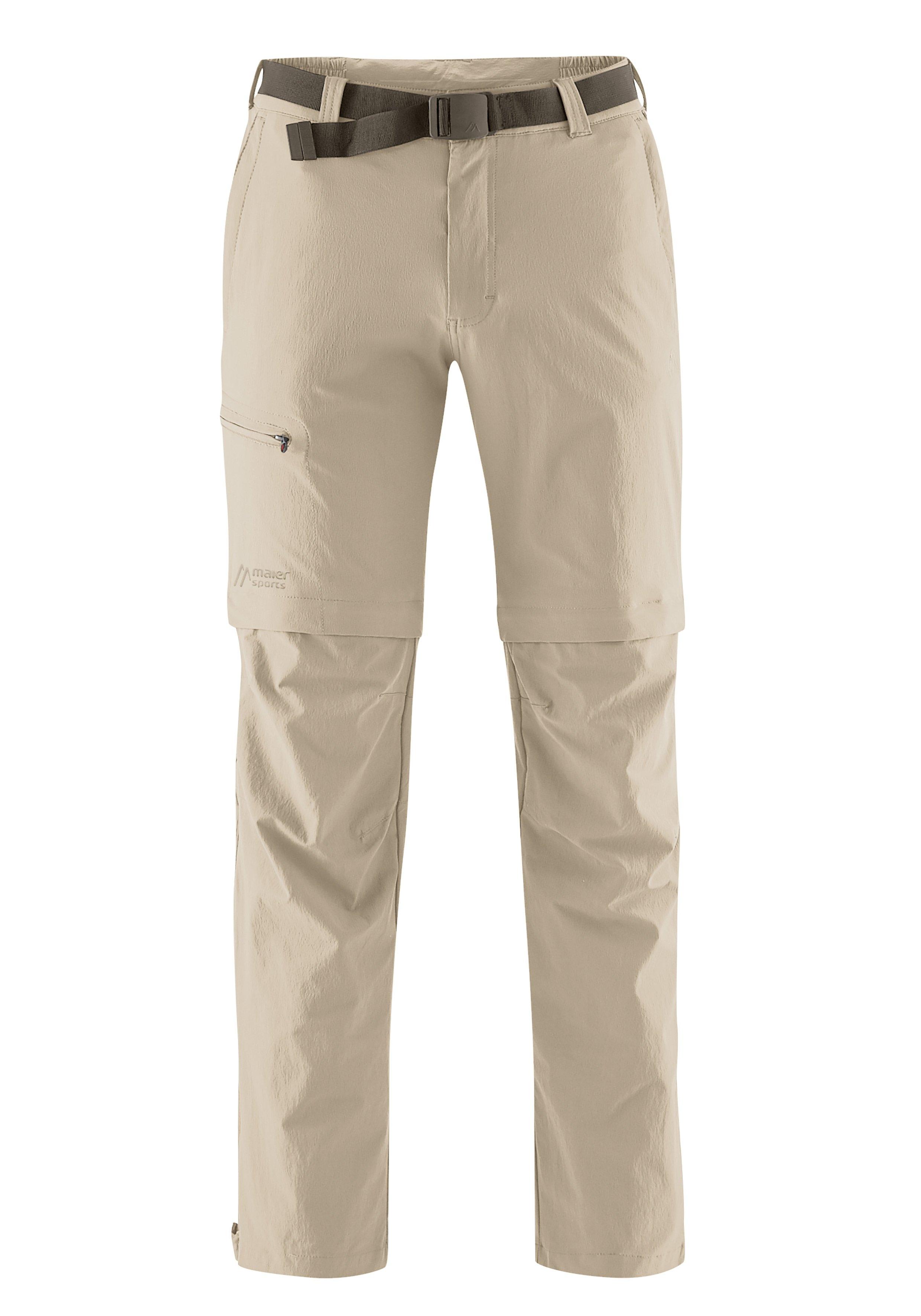 Maier Sports functionele broek TAJO Uitstekende outdoorbroek met functionele T-zipp-off bestellen: 30 dagen bedenktijd