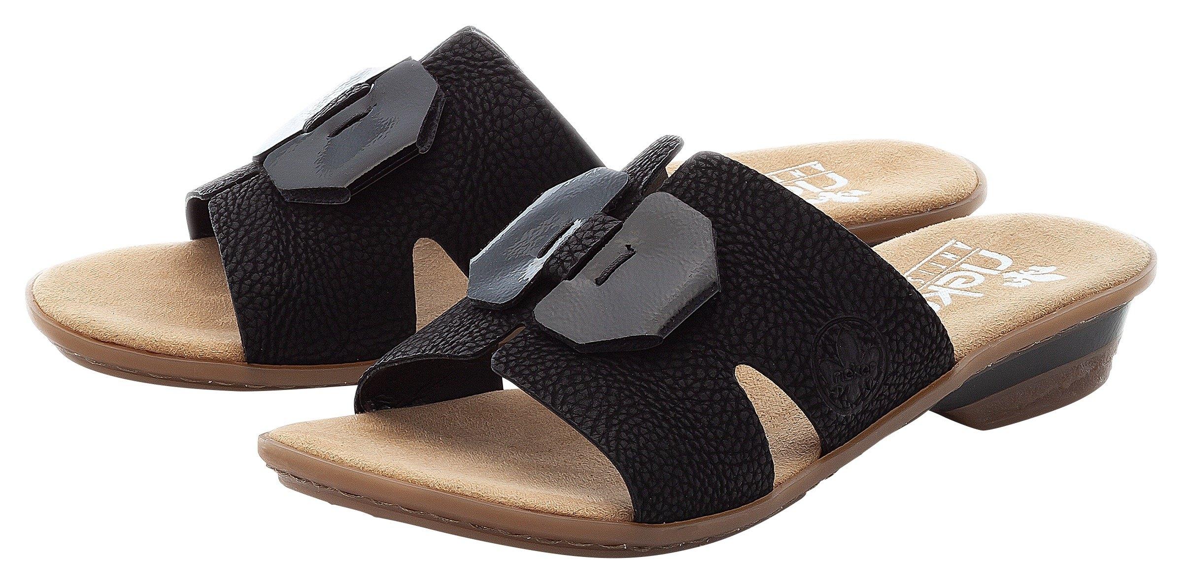 Rieker slippers in elegante look online kopen op otto.nl