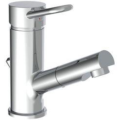 eyckhaus bath \ relaxing badkamerkraan stylist (1 stuk) zilver