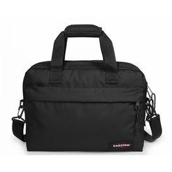 eastpak businesstas bartech, black bevat gerecycled materiaal (global recycled standard) zwart