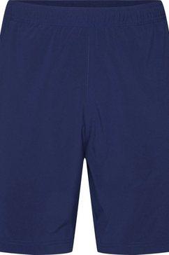 tommy sport runningshort »7'' woven short« blauw