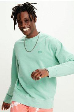 levi's sweatshirt groen