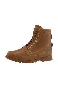 timberland hoge veterschoenen original ii lthr 6in boots bruin