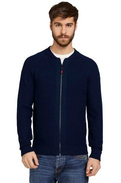 tom tailor cardigan blauw