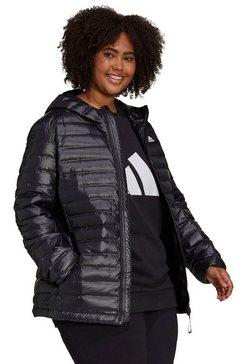 adidas performance gewatteerde jas women varilite jacket zwart