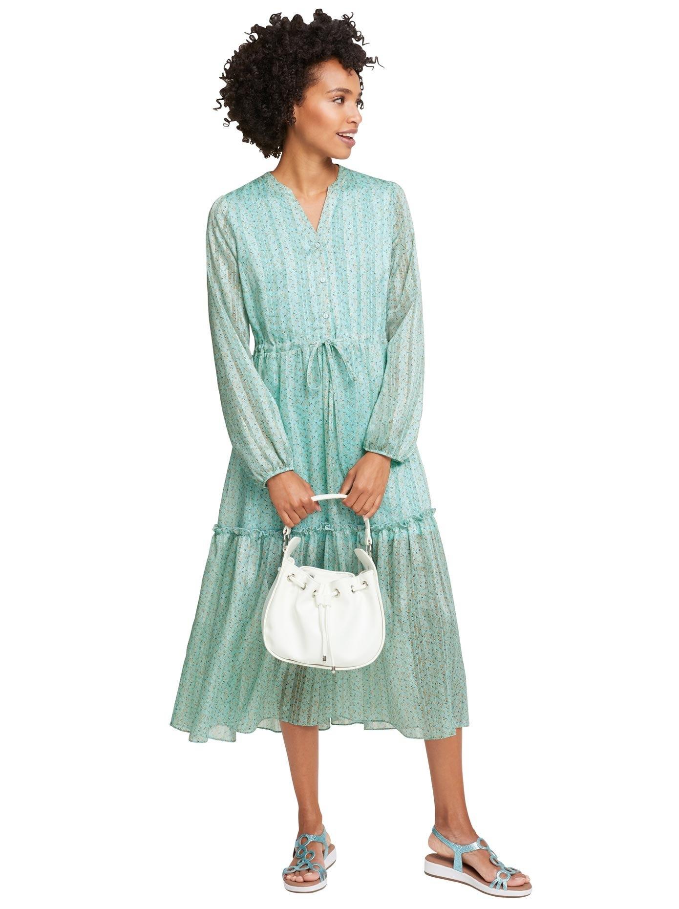 LINEA TESINI by Heine gedessineerde jurk nu online bestellen