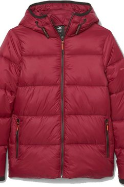 marc o'polo junior gewatteerde jas rood