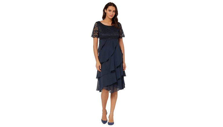 Lady kanten jurk Jurk