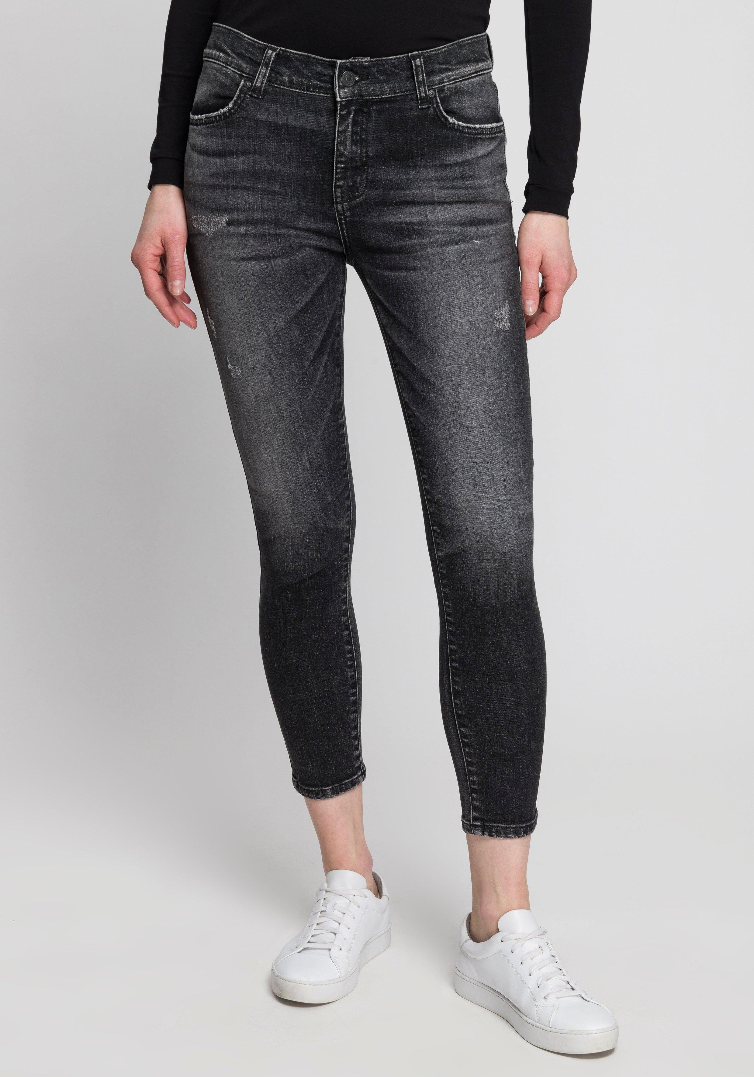 LTB skinny fit jeans LONIA met extra strakke pijpen en normale taillehoogte - gratis ruilen op otto.nl