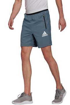 adidas performance trainingsshort »m mt short« blauw