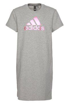 adidas performance shirtjurk girls future icon dress grijs