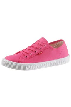levi's sneakers »malibu beach« roze