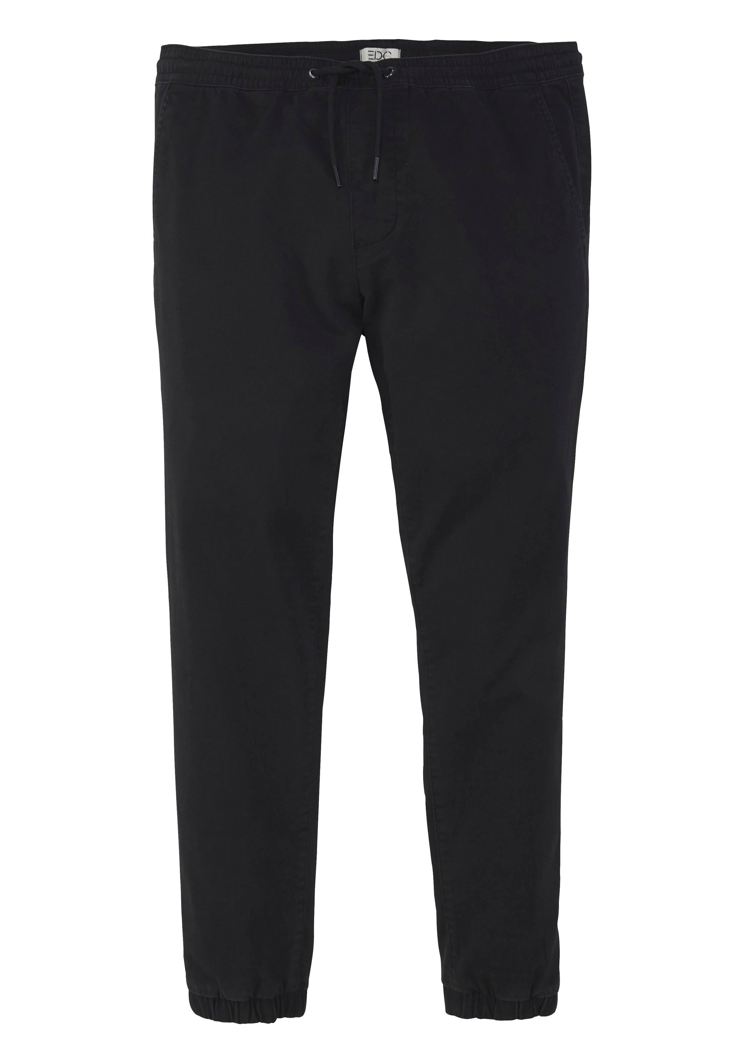 edc by Esprit jogpants met bindstrik voordelig en veilig online kopen