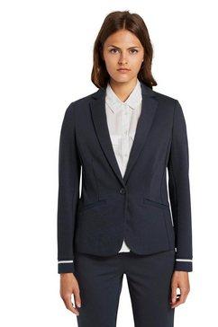 tom tailor jerseyblazer blauw