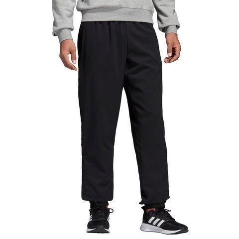 Adidas Fitness cardiotraining broek voor heren Adidas Standford zwart