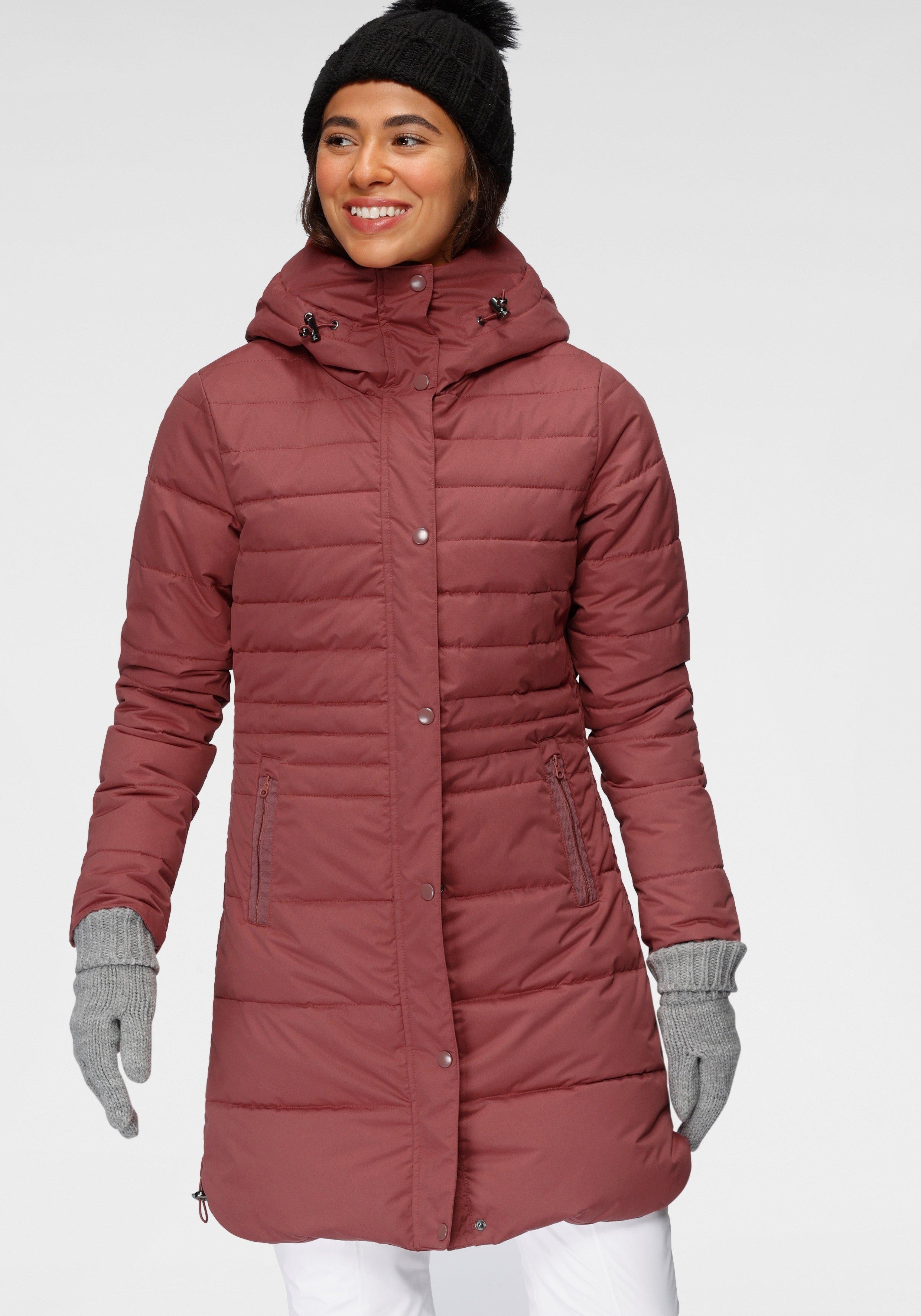 Polarino winterjas met een grote capuchon bestellen: 30 dagen bedenktijd
