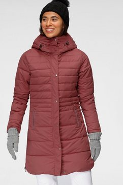 polarino winterjas rood