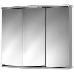 jokey spiegelkast »modena« zilver