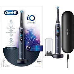 oral b elektrische tandenborstel io series 9n magneettechnologie zwart
